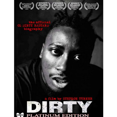 Watch New Ol' Dirty Bastard documentary 'Dirty: Platinum Edition'