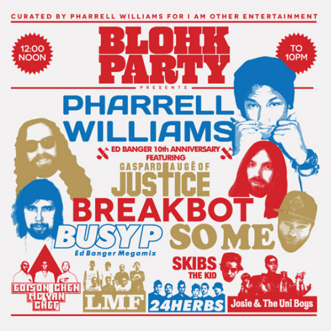 Winner Announcement! Win 2 VIP Tickets for BLOHK PARTY in Hong Kong