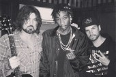 Wiz Khalifa & Billy Ray Cyrus Together in the Studio