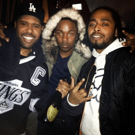 Kendrick Lamar Makes Surprise Appearance at Dom Kennedy Show in NYC
