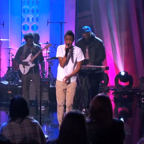 The Internet - Dontcha (Live on The Queen Latifah Show)