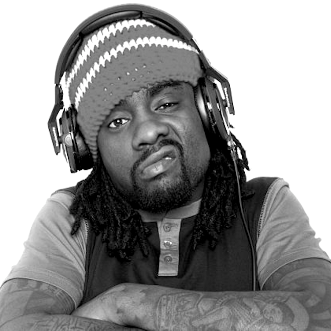 Wale featuring Rockie Fresh, Meek Mill & J. Cole - Black Grammys
