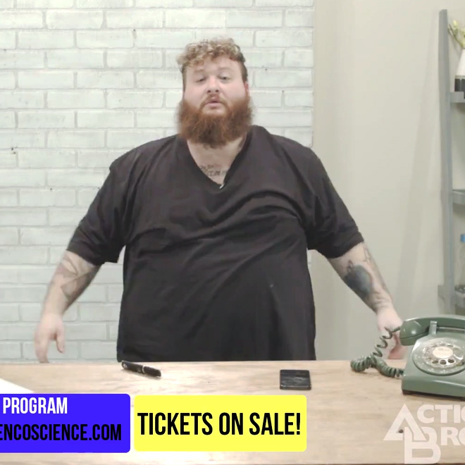 Action Bronson Creates Blue Chips 2 Tour Infomercial