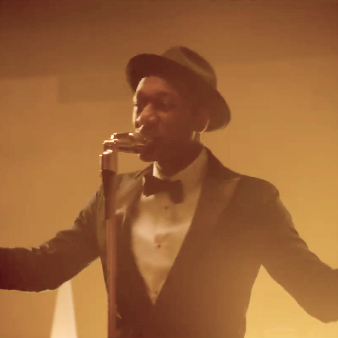 Aloe Blacc - Love Is The Answer (Interactive Video)