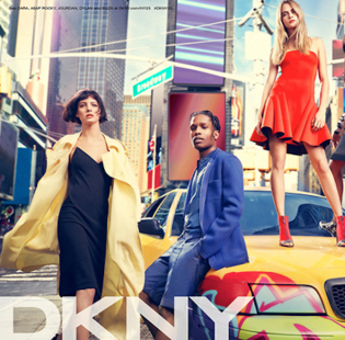 A$AP Rocky Featured in DKNY's Latest Campaign