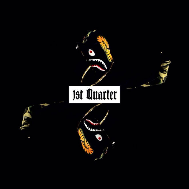 Big Sean - 1st Quarter Freestyle (Produced by KeY Wane & Travi$ Scott)