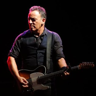 Bruce Springsteen - Just Like Fire Would