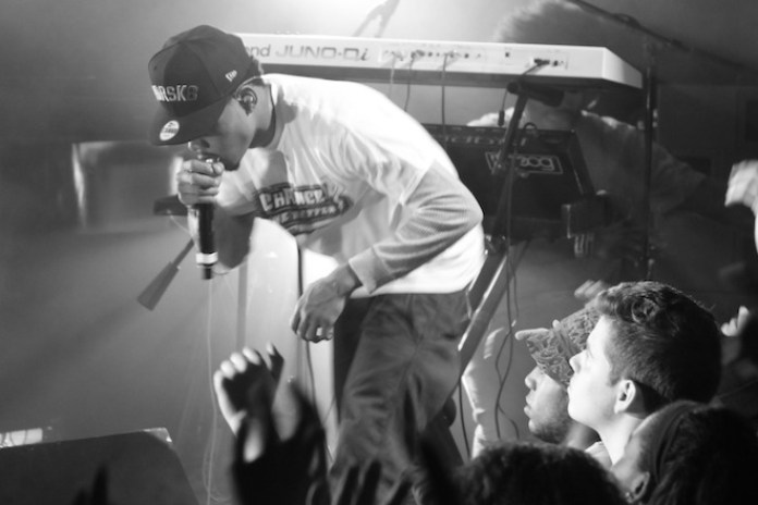 Chance The Rapper & Jeremih Premiere New Song In Chicago