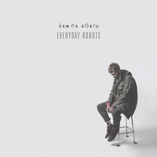 "Damon Albarn Announces New ""Everyday Robots"" Solo Album"