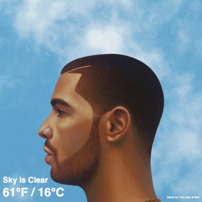 "The ""Drake Weather"" Website Is Now Live"