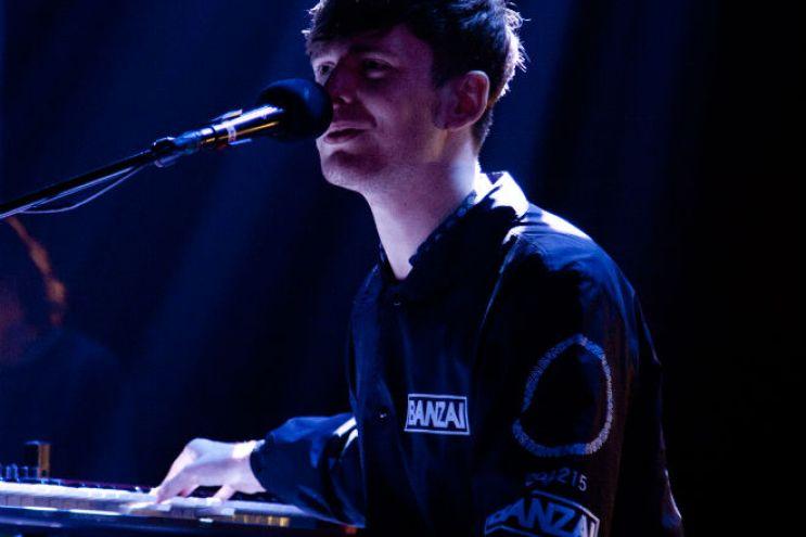 James Blake Live in Hong Kong Recap