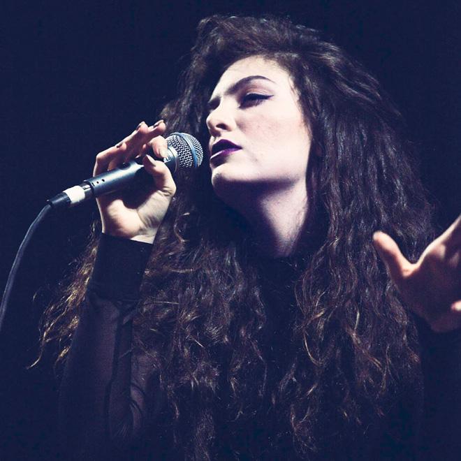 James Blake - Retrograde (Lorde Cover)