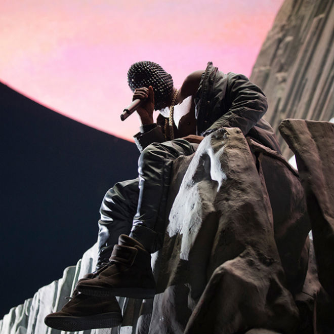 Kanye West Adds More Dates to 'Yeezus Tour'