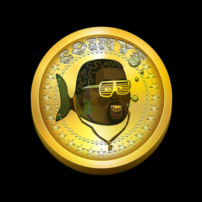 """Kanye West Attempts to Block """"Coinye"""""""