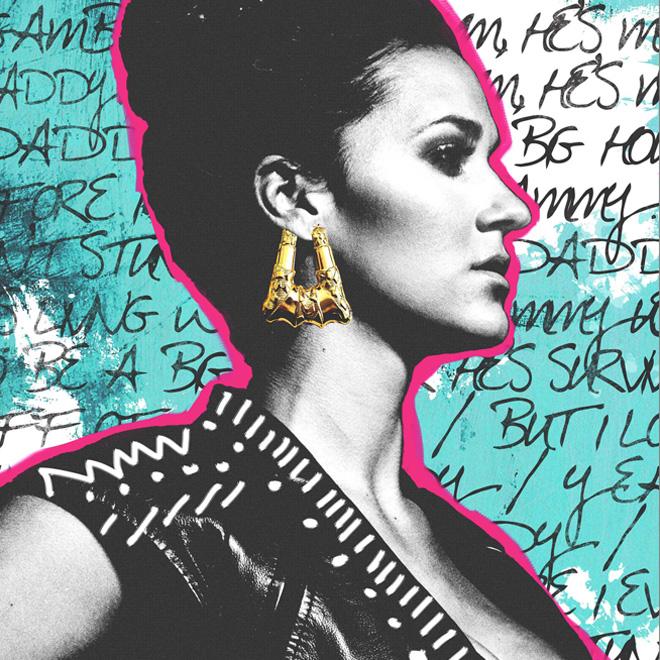 Kat Dahlia featuring Ace Hood - Clocks (Remix)