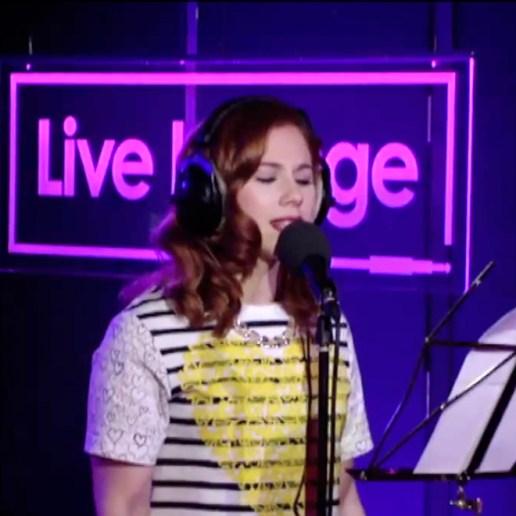Katy B Covers Arctic Monkeys and Ben Pearce on BBC Radio 1's Live Lounge