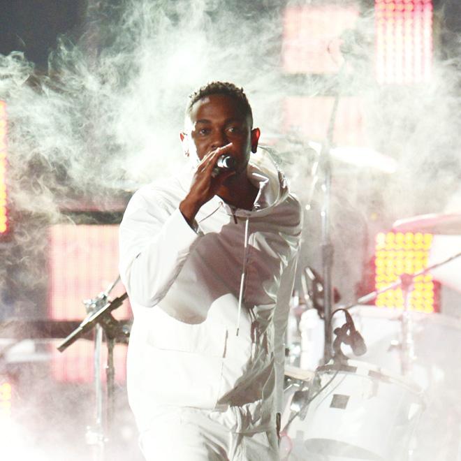 "Kendrick Lamar on Macklemore GRAMMY Wins: ""It's Well Deserved"""