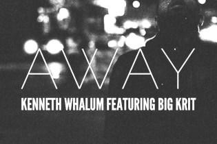 Kenneth Whalum III featuring Big K.R.I.T. - Away