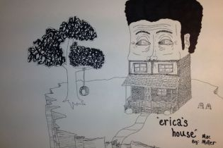 Mac Miller featuring Treejay - Erica's House (Produced by Larry Fisherman & ID Labs)