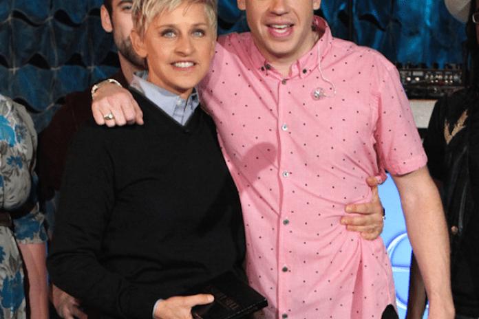 Macklemore & Ryan Lewis Visit The Ellen DeGeneres Show
