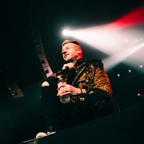 Macklemore & Ryan Lewis Respond to Criticism Regarding Their 'Rap Category' Success at The 56th Annual GRAMMY Awards