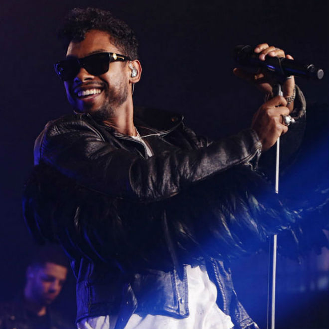 Miguel Collaborates with Jessie Ware On New Album, Says It'll Top 'Kaleidoscope Dream'