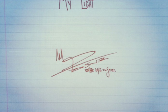 Mike Posner - My Light