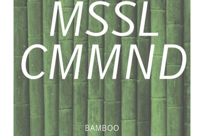 MSSL CMMND - Bamboo
