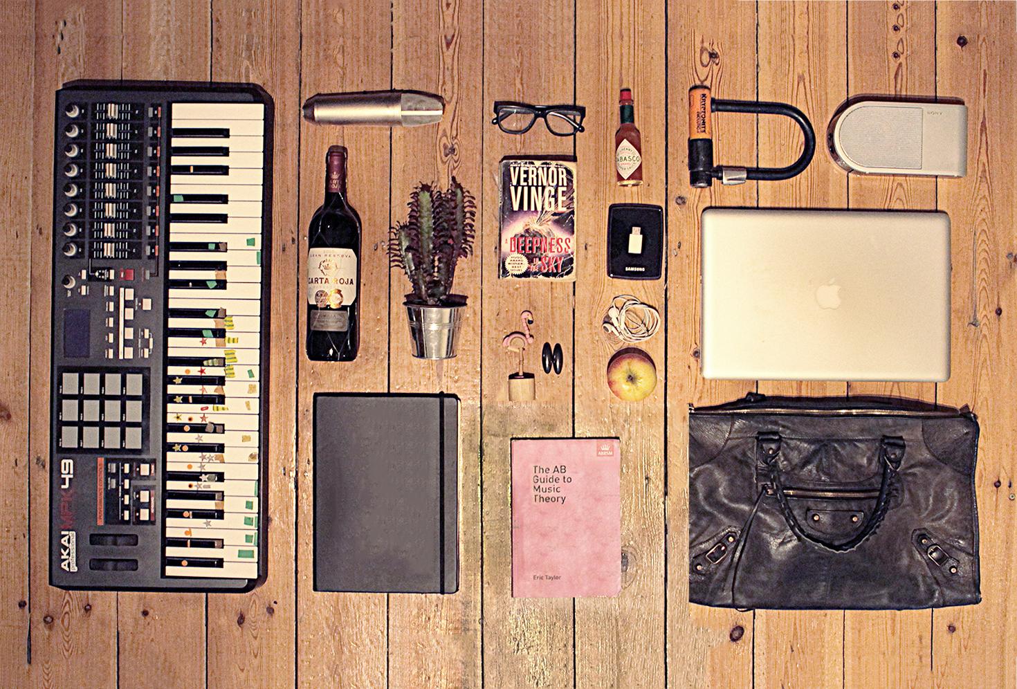 music essentials rainer
