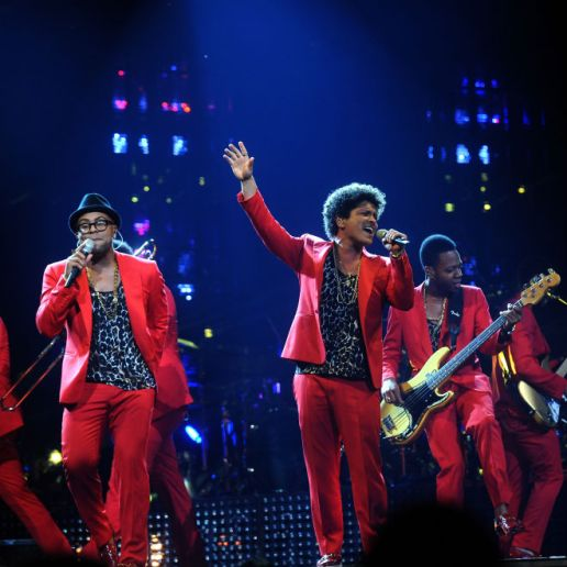 Pharrell and Aloe Blacc to Join Bruno Mars on 'Moonshine Jungle World Tour'
