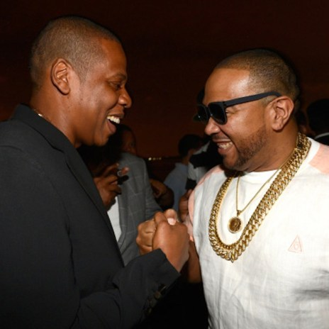 Timbaland featuring Jay Z – Bounce (Edit)