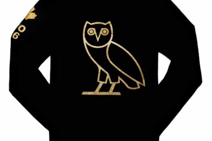 "Drake Reveals Toronto Raptors x OVO ""Drake Night"" Shirt"