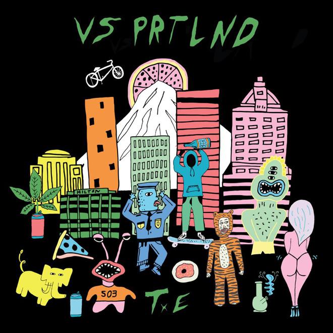 TxE - vs. PRTLND (Full Album Stream)