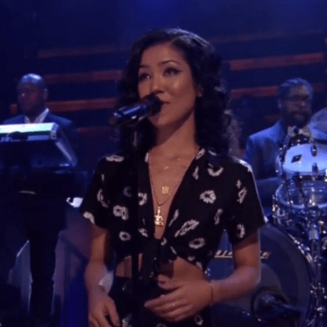 Watch Jhené Aiko Perform on 'Late Night with Jimmy Fallon'
