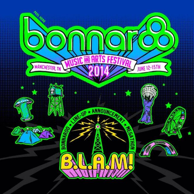 2014 Bonnaroo Festival Lineup Announced