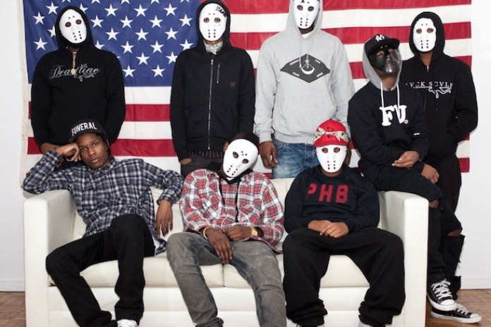 A$AP Mob Announces Release Date For 'L.O.R.D.' EP
