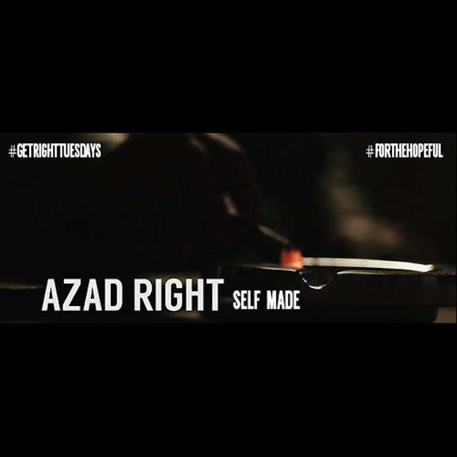 Azad Right - Self Made (Produced by ChromeBully)