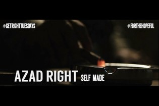 Azad Right - Self Made (Produced by ChromeBully)
