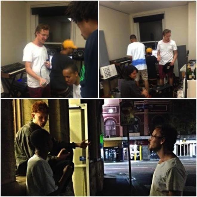 Earl Sweatshirt, King Krule, Warpaint, and Jagwar Ma Collaborating