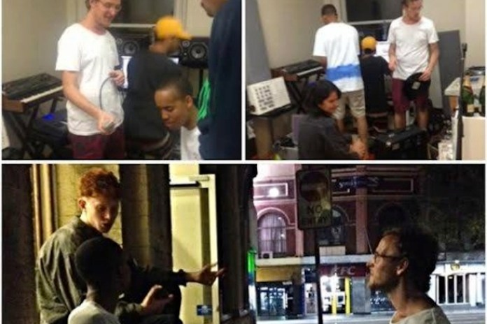 Earl Sweatshirt, King Krule, Warpaint, and Jagwar Ma Collaborating