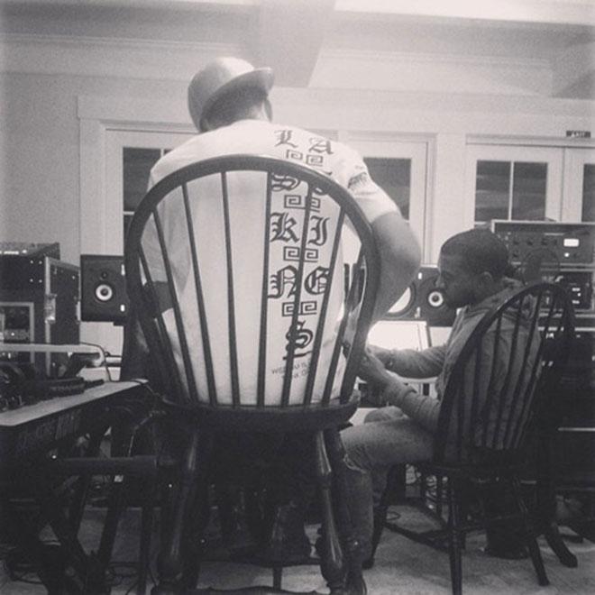 """Kanye West to Executive Produce Tyga's """"The Gold Album"""""""