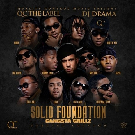 Migos - Solid Foundation (Hosted By DJ Drama) (Mixtape)