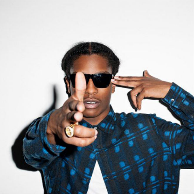 A$AP Rocky and Gesaffelstein to Collaborate Together