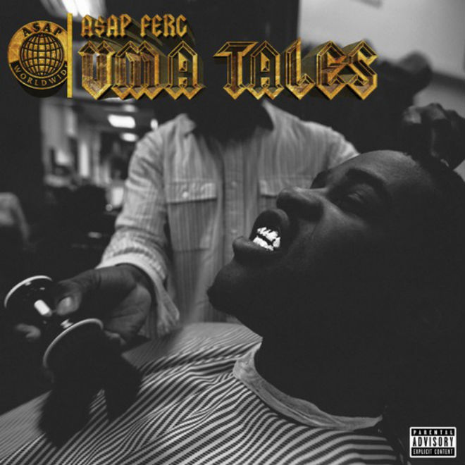 """A$AP Ferg  - VMA Tales (""""Man of the Year"""" Freestyle)"""