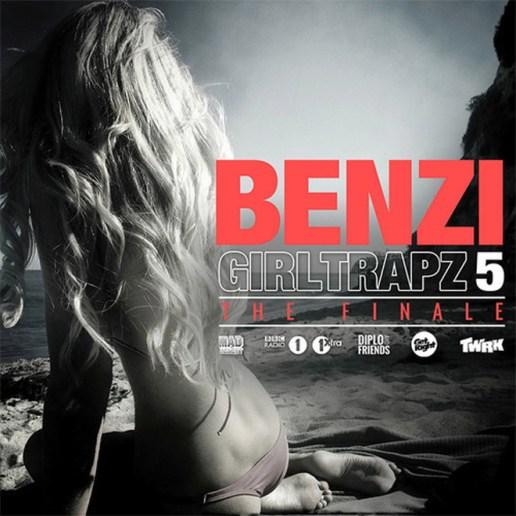 Benzi - Girl Trapz Volume Five (The Finale) Mix
