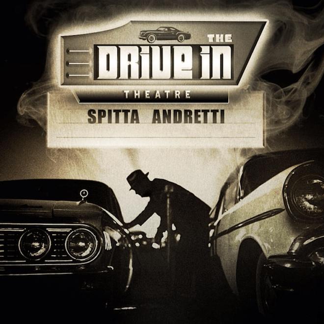 Curren$y - The Drive In Theatre (Mixtape)