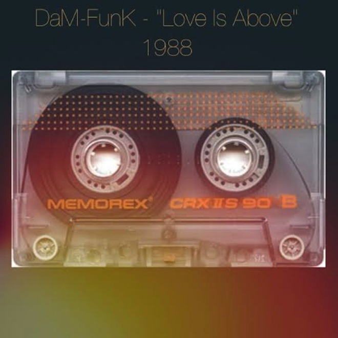 DâM-FunK  - Love Is Above