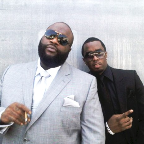 Diddy Revealed as Co-Executive Producer for Rick Ross' 'Mastermind' Album