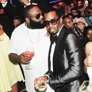 Diddy featuring Rick Ross - Big Homie