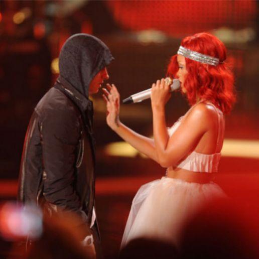 Eminem & Rihanna Announce 'The Monster' Tour